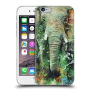 Official Riza Peker Animals Elephant Soft Gel Case For Apple Iphone 6 / 6S