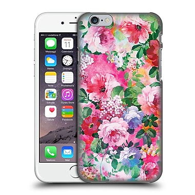 Official Riza Peker Flowers Floral Xi Hard Back Case For Apple Iphone 6 / 6S