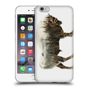 Official Riza Peker Animals 2 Bison Soft Gel Case For Apple Iphone 6 Plus / 6S Plus