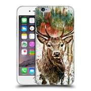 Official Riza Peker Animals Deer Soft Gel Case For Apple Iphone 6 / 6S