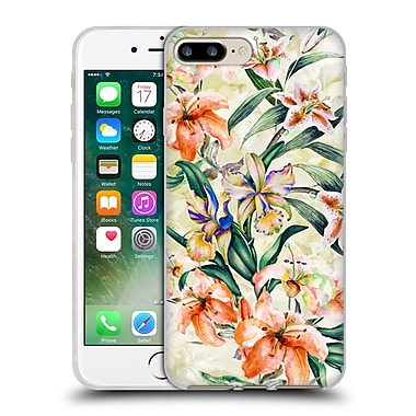 Official Riza Peker Flowers 2 Floral Iii Soft Gel Case For Apple Iphone 7 Plus