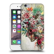 Official Riza Peker Skulls 2 Xiv Soft Gel Case For Apple Iphone 6 / 6S