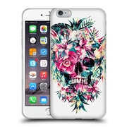 Official Riza Peker Skulls Momento Mori Ii Soft Gel Case For Apple Iphone 6 Plus / 6S Plus