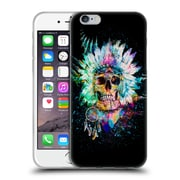 Official Riza Peker Skulls 2 Wild Spirit Soft Gel Case For Apple Iphone 6 / 6S
