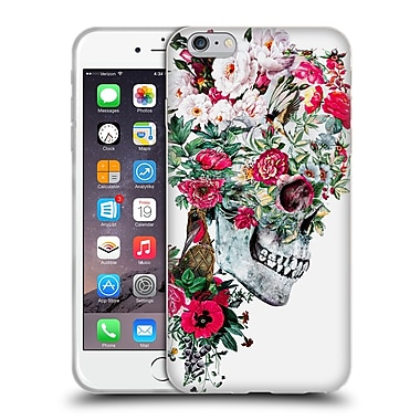 Official Riza Peker Skulls Momento Mori I Soft Gel Case For Apple Iphone 6 Plus / 6S Plus