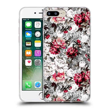 Official Riza Peker Flowers Floral Ii Soft Gel Case For Apple Iphone 7 Plus