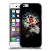 Official Riza Peker Skulls 3 Skull I Soft Gel Case For Apple Iphone 6 / 6S