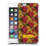 Official Frida Kahlo Red Florals Pattern Hard Back Case For Apple Iphone 6 Plus / 6S Plus