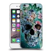 Official Riza Peker Skulls 4 Memento Te Hominem Esse Soft Gel Case For Apple Iphone 6 / 6S