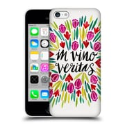 Official Cat Coquillette Quotes Typography 1 In Wine There Is Truth Original Hard Back Case For Apple Iphone 5C