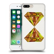 Official Cat Coquillette Watercoloured Gems Fire Opal Hard Back Case For Apple Iphone 7 Plus