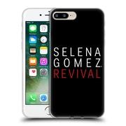 Official Selena Gomez Revival Art Tour Logo Soft Gel Case For Apple Iphone 7 Plus