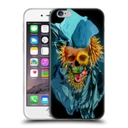 Official Riza Peker Skulls 4 Vivid Iv Soft Gel Case For Apple Iphone 6 / 6S