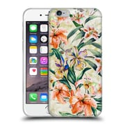 Official Riza Peker Flowers 2 Floral Iii Soft Gel Case For Apple Iphone 6 / 6S