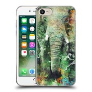 Official Riza Peker Animals Elephant Soft Gel Case For Apple Iphone 7