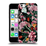 Official Riza Peker Flowers 2 Floral Ix Soft Gel Case For Apple Iphone 5C