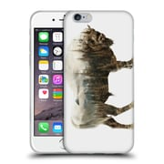 Official Riza Peker Animals 2 Bison Soft Gel Case For Apple Iphone 6 / 6S