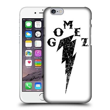 Official Selena Gomez Revival Art Distressed Thunderbolt Hard Back Case For Apple Iphone 6 / 6S