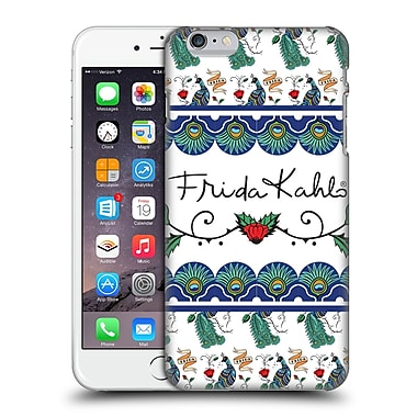 Official Frida Kahlo Peacock Ribbon Hard Back Case For Apple Iphone 6 Plus / 6S Plus