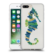 Official Cat Coquillette Sea Seahorse Multi Soft Gel Case For Apple Iphone 7 Plus