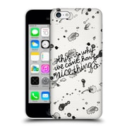Official Cat Coquillette Quotes Typography 1 This Is Why We Can'T Have Nice Things Hard Back Case For Apple Iphone 5C