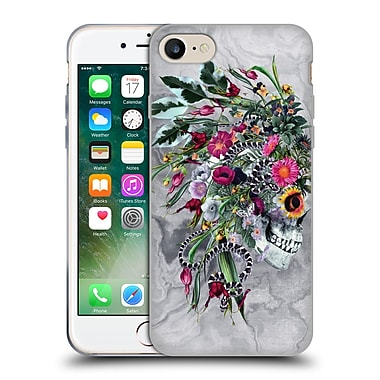 Official Riza Peker Skulls 4 Momento Mori Chief Soft Gel Case For Apple Iphone 7
