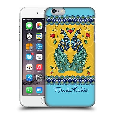 Official Frida Kahlo Peacock Pair Hard Back Case For Apple Iphone 6 Plus / 6S Plus