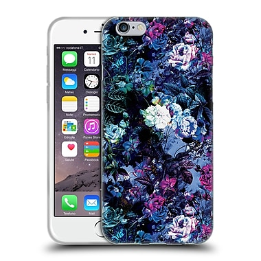Official Riza Peker Flowers Floral Iv Soft Gel Case For Apple Iphone 6 / 6S