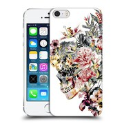 Official Riza Peker Skulls 2 Xii Hard Back Case For Apple Iphone 5 / 5S / Se