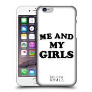 Official Selena Gomez Revival Art Me And My Girls Hard Back Case For Apple Iphone 6 / 6S