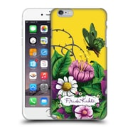 Official Frida Kahlo Purple Florals Butterfly Hard Back Case For Apple Iphone 6 Plus / 6S Plus