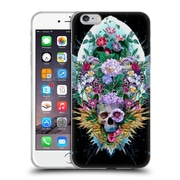Official Riza Peker Skulls 4 Vivid Vi Soft Gel Case For Apple Iphone 6 Plus / 6S Plus