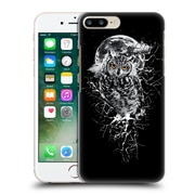 Official Riza Peker Animals 2 Owl Hard Back Case For Apple Iphone 7 Plus