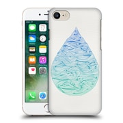 Official Cat Coquillette Watercolour Illustrations 2 Ombre Water Drop Hard Back Case For Apple Iphone 7