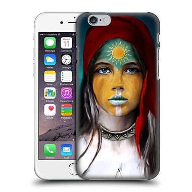 Official Riza Peker Portraits Chalchiuhtlicue Hard Back Case For Apple Iphone 6 / 6S