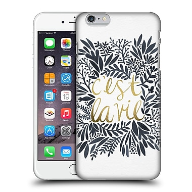 Official Cat Coquillette Quotes Typography 3 That'S Life Grey Hard Back Case For Apple Iphone 6 Plus / 6S Plus