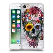Official Riza Peker Skulls 4 Voodoo Hard Back Case For Apple Iphone 7