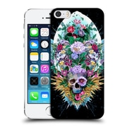 Official Riza Peker Skulls 4 Vivid Vi Hard Back Case For Apple Iphone 5 / 5S / Se