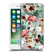 Official Riza Peker Flowers 2 Floral I Hard Back Case For Apple Iphone 7
