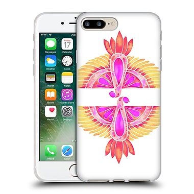 Official Cat Coquillette Birds Parrot Melon Ombre Soft Gel Case For Apple Iphone 7 Plus
