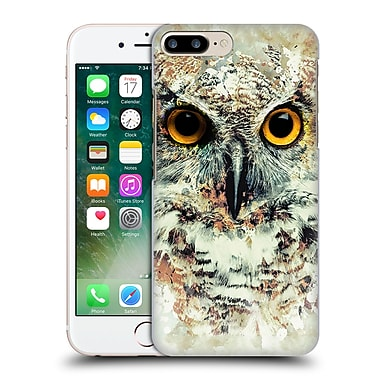 Official Riza Peker Animals Owl Ii Hard Back Case For Apple Iphone 7 Plus