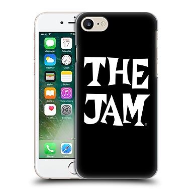 Official The Jam Key Art Black White Logo Hard Back Case For Apple Iphone 7