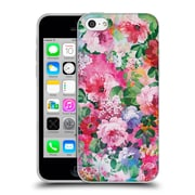 Official Riza Peker Flowers Floral Xi Soft Gel Case For Apple Iphone 5C