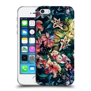Official Riza Peker Flowers 2 The Night Of The Snakes Soft Gel Case For Apple Iphone 5 / 5S / Se