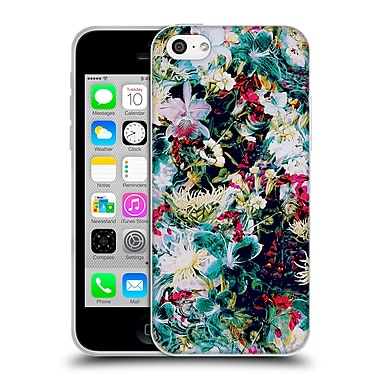 Official Riza Peker Flowers 2 Abstract Floral Iv Soft Gel Case For Apple Iphone 5C