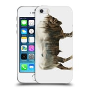 Official Riza Peker Animals 2 Bison Soft Gel Case For Apple Iphone 5 / 5S / Se