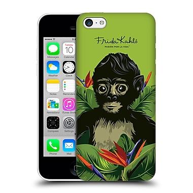 Official Frida Kahlo Tropical Monkey Hard Back Case For Apple Iphone 5C