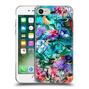 Official Riza Peker Flowers 2 Floral And Birds Iv Soft Gel Case For Apple Iphone 7