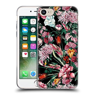 Official Riza Peker Flowers 2 Floral Ix Soft Gel Case For Apple Iphone 7
