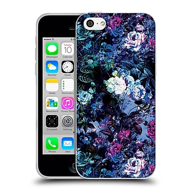 Official Riza Peker Flowers Floral Iv Soft Gel Case For Apple Iphone 5C